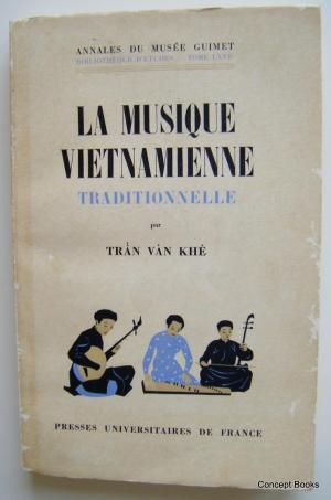 livre musique vietnamienne traditionnelle de tvk