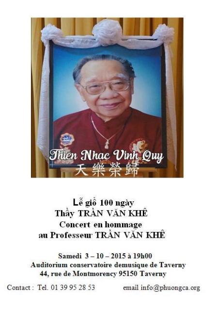 TVK affiche
